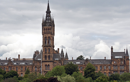 Glasgow University of Scotland